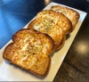 Garlic mozzarella Bread